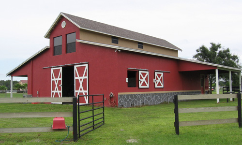 Fly Control for your Horse Barn in and near Palm Harbor Florida