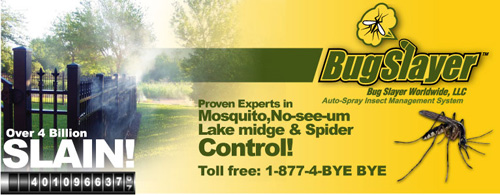 Why is Bug Slayer More Effective in and near Palm Harbor Florida